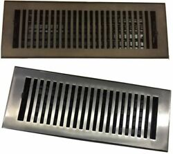 Madelyn Carter Cast Brass Contemporary Vent Covers for the Wall or Floor $77.00