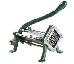 3 8quot; French Fry Cutter Potato Fries Slicer Dicer Chopper Commercial Restaurant $54.23