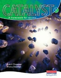 Catalyst 1 Green Student Book Chapman Sheehan 9780435760113 Free Shipping # $39.33