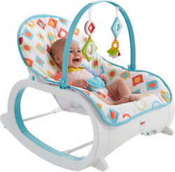 Best Infant to Toddler Bouncer Chair For Newborn Baby Seat Vibrating Rocker Swin $63.45