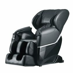 New Electric Full Body Shiatsu Massage Chair Recliner Zero Gravity w Heat 77 $599.99