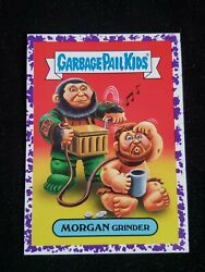 2018 Garbage Pail Kids Oh The Horror-ible 15a MORGAN GRINDER PURPLE BORDER  $4.00