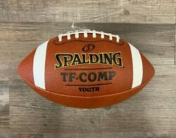 SPALDING TF COMP YOUTH FOOTBALL $25.00