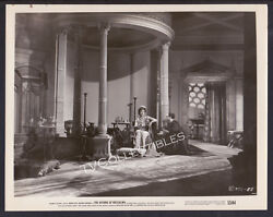 8x10 Photo~ THE AFFAIRS OF MESSALINA ~Maria Felix ~Georges Marchal ~Roman Empire $9.50