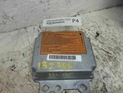 Air Bag Control Module Fits 08 PATHFINDER $84.98
