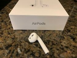 Apple AirPods 2nd Gen Left, Right or Charging Case with cable, Replacement Only $37.50