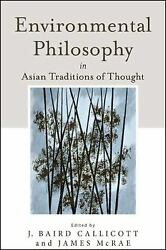 Environmental Philosophy in Asian Traditions of Thought $19.00