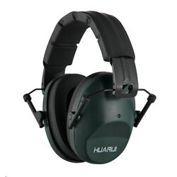Protection Ear Muffs Construction Shooting Noise Reduction Safety Hunting Sports $13.96