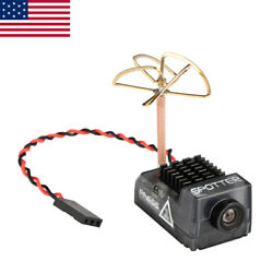 Spotter V2 5.8Ghz 40CH 200mW 700TVL FPV Micro AIO Camera for Mini FPV RC Drone $39.98