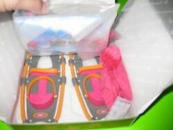 New NIB American Girl Snow Gear Set Snowshoes for Doll $24.99