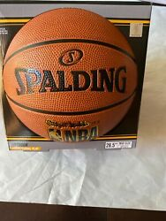 """NBA Street Spalding Outdoor Basketball Authentic 28.5"""" BRAND NEW $26.00"""