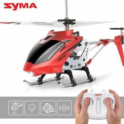 Mini Toy Helicopter RC 2.4G Remote Control Gyro Metal Flying Drone Gift Aircraft $47.69