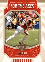 2019 Panini Legacy For the Ages #3 Tyreek Hill $0.99