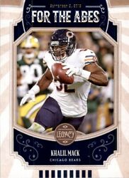 2019 Panini Legacy For the Ages #20 Khalil Mack $0.99