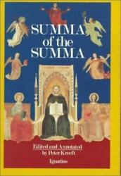 A Summa of the Summa by Thomas Aquinas $11.93