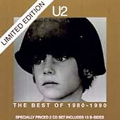 The Best of 1980-1990  The B-Sides by U2
