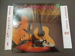 SEALED THE EXOTIC GUITARS LP RANWOOD RECORDS $7.97