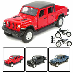 132 Jeep Wrangler Gladiator Pickup Model Car Diecast Vehicle Collection Gift $39.90