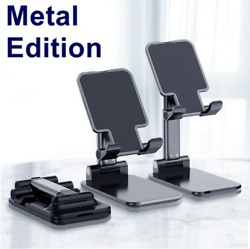 2020 Cell Phone Tablet Switch Stand Aluminum Desk Table Holder Cradle Dock Phone $14.87