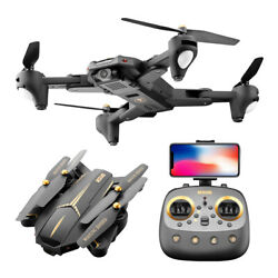 VISUO XS812 2.4G GPS 5G Wifi 1080P Camera Foldable FPV Altitude Hold Drone H3P0 $118.19