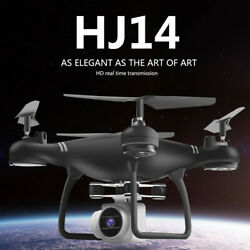 HJ14W Wifi Remote Control RC Drone Airplane Selfie Quadcopter with HD Camera $40.29