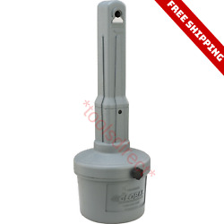 Large Butt Bucket Ashtray Cigarette Butts Extinguisher Outdoor Freestanding $73.35