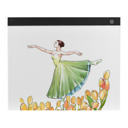 A3 Large LED Light Pad Box Painting Tracing Panel Copyboard Stepless $28.59