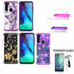 Phone Case For Moto G Stylus G Stylus 2020 Case shock absorbing Crystal Cover $8.98