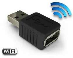 Tiny USB Hardware Keylogger with Wi Fi AirDrive Keylogger High Quality 16MB $25.49