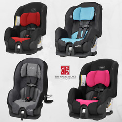Convertible Car Seat Baby Toddler Safety 2 in 1 Facing Front Rear Harness $88.95