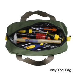 Multi-function Canvas Mechanics Tool Bag Storage Hand Portable Toolkit 121416 $16.39