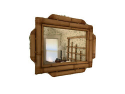 Bamboo Wall Mirror $90.00