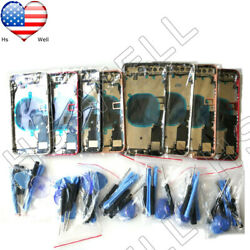 Replacement Glass Housing Battery Back Cover Frame Assembly For iPhone 8 Plus 8P $44.00
