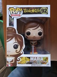 Brand New Funko Pop The Book Of Life Maria #92 $24.99