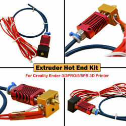 For Creality Ender 33PRO55PR 3D Printer 3D Accessories Extruder Top Sale $11.25