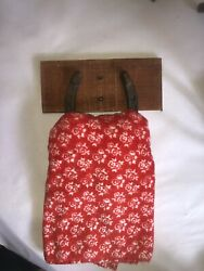 Towel Holder. western rustic home decor $10.00