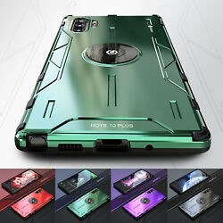 For Samsung Galaxy Note 20 Ultra 10 Plus 9 S10 Plus Case Shockproof Luxury Cover $13.99