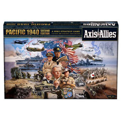 Axis and Allies Pacific 1940 - 2nd Edition $63.99