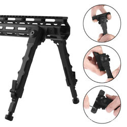 7.5quot;to 9quot; Adjustable Spring Tactical V9 Rifle Bipod Split Bracket for M lok Rail $34.98