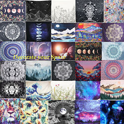 Hippie Psychedelic Tapestry Decoration Wall Hanging Blanket Art Home Decor USA $13.59