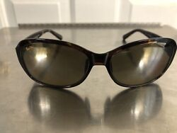 MAUI JIM Sunglasses Koki Beach POLARIZED MJ433 15T 56 16 130 Olive Tortoise HCL