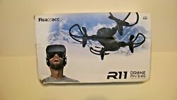 Realacc R11 Mini 5.8G FPV Foldable RC Drone Quadcopter w/ 720P HD  With Goggles $49.99