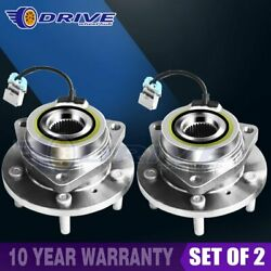 Both (2) Front Wheel Bearing for Chevy Impala Monte Carlo Buick LeSabre HD FWD $48.00