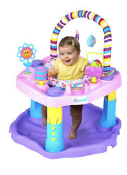Evenflo Exersaucer Bounce and Learn Sweet Tea edition baby activity center $97.99