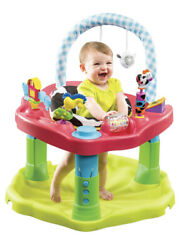 Evenflo Exersaucer Bounce and Learn Moovin and Groovin baby activity center $97.99