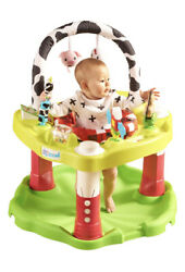 Evenflo Exersaucer Bounce and Learn Playful Pastures baby activity center $97.99