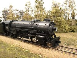Milwaukee Road BLI  2-8-2 Mikado wDCC-Sound- MMR Trains and More $40.00