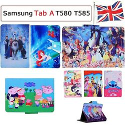 Case Cover For Samsung Galaxy Tab A A6 10.1quot; Inch T580 T585 Kids Disney Favorite GBP 9.99