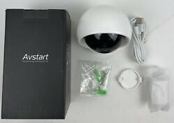 1080P Home Security Camera Avstart Indoor 2.4Ghz WiFi IP Camera with Panoramic $25.00