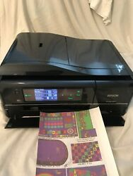 EPSON Artisan 837 All-In-One Duplex Printer Copy Scan Complete! $150.00